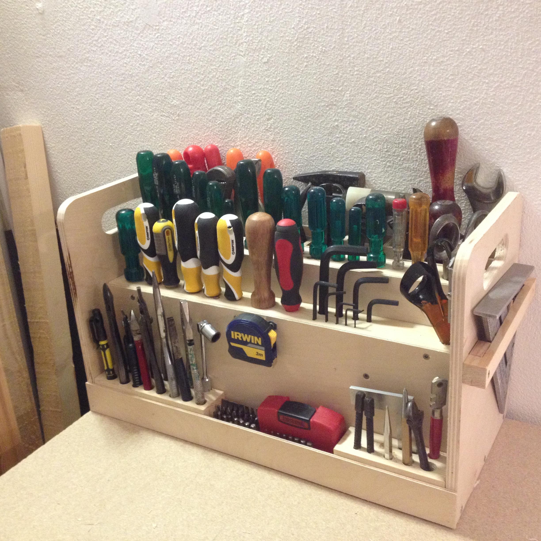 Workbench Tool Caddy Nisker Net