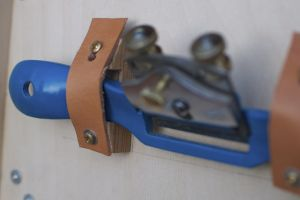 Spokeshave mounting detail